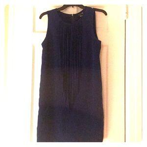 Forever 21 Blue fringe dress never worn!